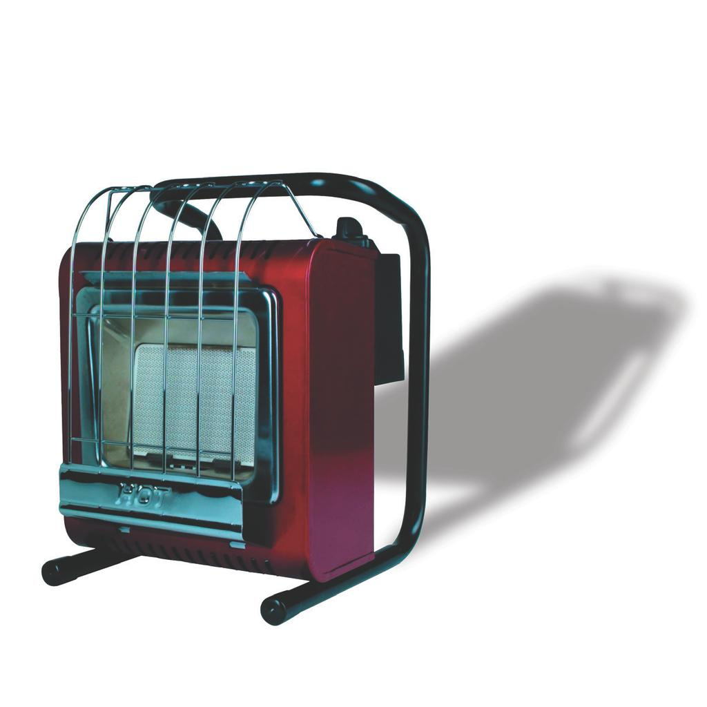 PAULIN PRODUCTS INDOOR HEATER OWNER S MANUAL AND OPERATING INSTRUCTIONS May be used with a disposable 1 lb.