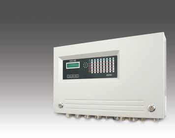characters FAULT ALARMS: Fault interface link, detector, microcontroller; common fault relay GAS ALARMS: 3 independent thresholds per channel Third threshold delayed or averaged Automatic or manual