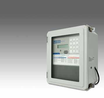 1600 Controller 820 Controller 3 25 1-16 Digital input channels 1 On-board relay ModBus master and slave device Easy interface to SCADA, HMI, and PLCs 16 programmable channels for external relays Low