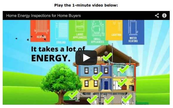 1:10 minutes Home Energy Inspectors There are over 9,000 Certified Home Energy Inspectors in the United States.