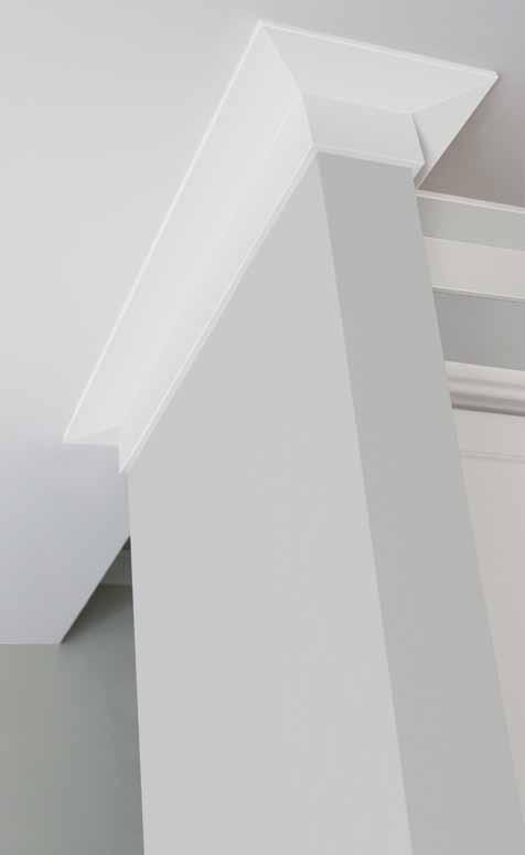 10mm linear For the discerning individual looking for the next generation in cornice, Linear is at the forefront of contemporary design.