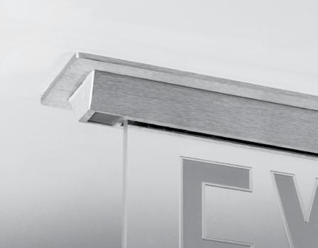 The Prestige Series Edge-Lite combines a clean, modular design with state-of-the art technology, ease of installation for surface or recessed mount applications and options to meet the most