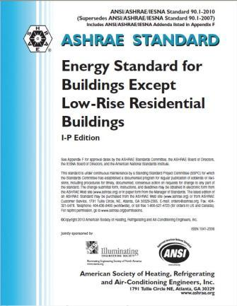 MULTI SPEED INDOOR FAN ASHRAE Standard Summary: As of January 1, 2012 all direct expansion Air Conditioners & Air Handlers >110k+
