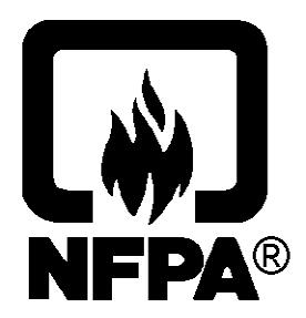 Agency Standards and Compliance This control panel complies with the following NFPA standards: NFPA 12 CO 2 Extinguishing Systems (High Pressure Only) NFPA 12A Halon 1301 Extinguishing Systems NFPA