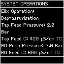 Viewing Operation, Continued System Operation (continued) Step Action Diagram 4 Select <System