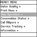 Viewing Consumable Status Introduction Consumables Status allows you to see