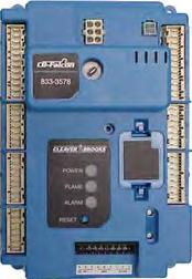 Hydronic Control FEATURES PRODUCT DATA Safety and Boiler Protection Frost Protection, Slow Start, Anti-condensate, Boiler Delta-T, Stack Limit, Boiler Limit, DHW Limit, Outlet T- Rise Limit