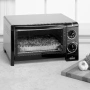 TO411 4-Slice Toaster Oven and Broiler