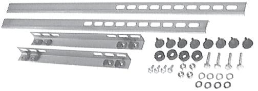 mounting locations Multi-Flow Cross Section PART# A B C Width BTU s 6302 6304 6306 6324 6325 6308 6310 6312 10 3 /4 12
