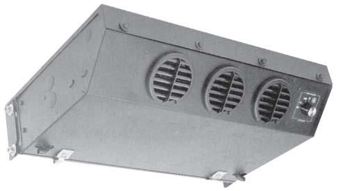 EVAPORATOR UNIT CEILING MOUNT CONSTRUCTION MINING INDUSTRIAL The 10-9733 compact headliner air conditioner was designed for hard to air condition cabs.