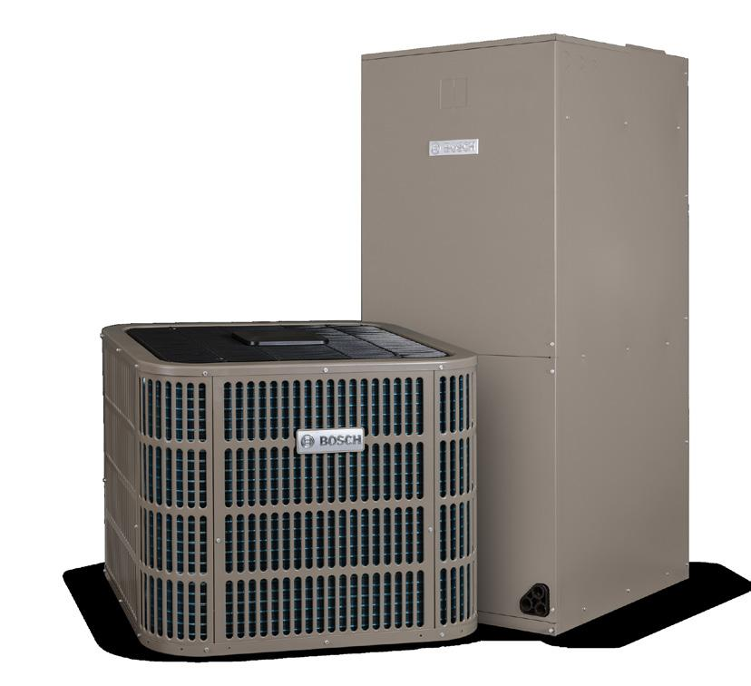 Whether heating or cooling, our reliable inverter heat pumps keep