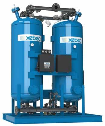 Xebec s next generation VRA dryer represents the best of modern engineering technology,