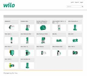 wilo production system
