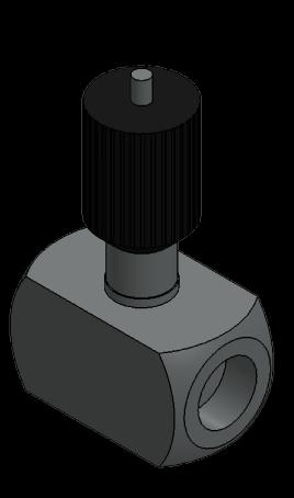 4. PURGE VALVE ADJUSTMENT The purge flow control valve must be set to match the inlet pressure of the dryer.