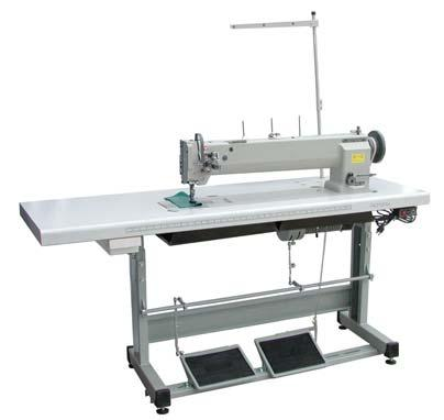 "6199 17"" Tall, Walking Foot Stitcher for Leather mounted"