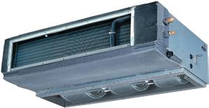 Low Static Pressure Duct MODEL D22T2 D28T2 D36T2 Capacity Cooling kw 2.2 2.8 3.6 Heating kw 2.6 3.