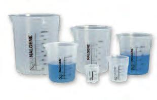 THERMO SCIENTIFIC NALGENE AND NUNC LABWARE Nalgene Griffin Low-form Beakers Flat Bottom Ensures Stability Flat bottom for smooth stirring Easy-to-read graduations Autoclavable Description Pk/Case