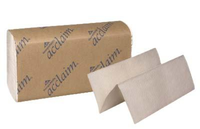 PREFERENCE MULTIFOLD PAPER TOWELS Preference brand multifold towels are designed to fit into a wide range of dispensers.