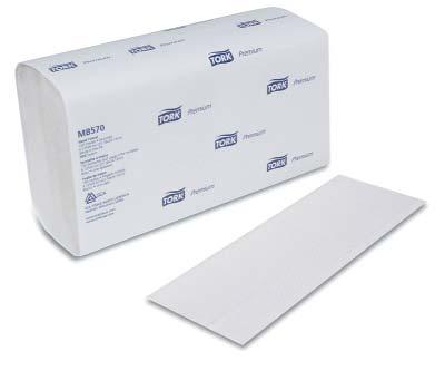 , 9'' x 10'', 3 3 /8'' Folded 3024/cs. TORK UNIVERSAL MULTIFOLD TOWELS Innovative towel service surpasses all other folded towel services in performance, value, and economy.