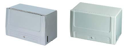 ULTRAFOLD PRESENT FOLDED TOWEL DISPENSER SAN JAMAR The Ultrafold Present System offers a touchless, smooth towel presentation that is 50% more capacity than a standard folded towel dispenser.
