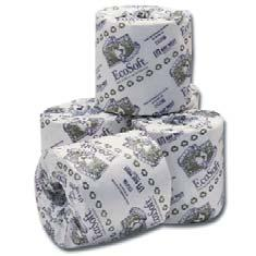 Roll Tissue TORK ADVANCED BATH TISSUE ROLL A premium two-ply bath tissue that is ultra soft and absorbent. Embossed to enhance bulk and softness.
