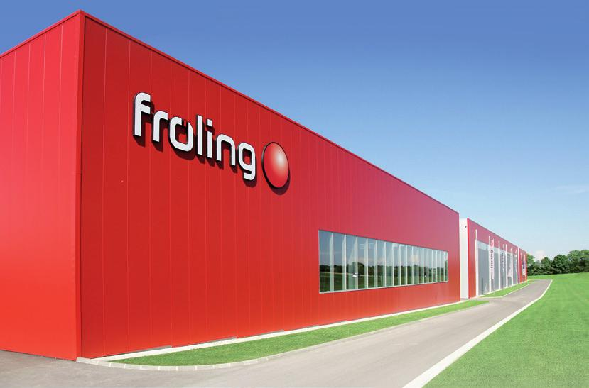 From a renowned company For more than 50 years Froling has specialised in the efficient use of wood as a source of energy. Today the name Froling stands for modern biomass heating technology.