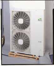 Hitachi Utopia Inverter Heat Pump range The range uses the same outdoor units but there are two distinct types of indoor unit: RCI Series Cassette Units Cassettes, which fit into the ceiling, are