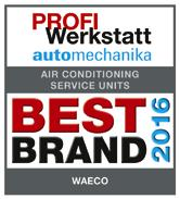 "Brand"" in the category A/C service units by leading"