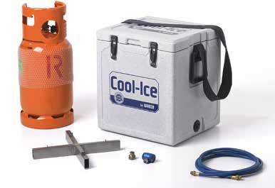 "RECOVERY OF CONTAMINATED GASES FROM R 1234YF A/C SYSTEMS What do you do if the display of the A/C service unit reads ""Bad refrigerant!"" after having done the refrigerant analysis?"