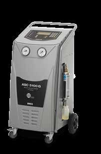 R 134a R 134a R 134a ASC 2500 G Low Emission Environment and efficiency More details on pages 12 13 ASC 1000 G Universal entry-level model More details on pages 14 15 ASC 2000 G Classic model for