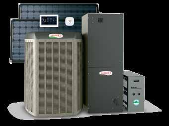 A system beyond compare. These cooling systems deliver even greater efficiency and comfort when combined with other Lennox products in one system.