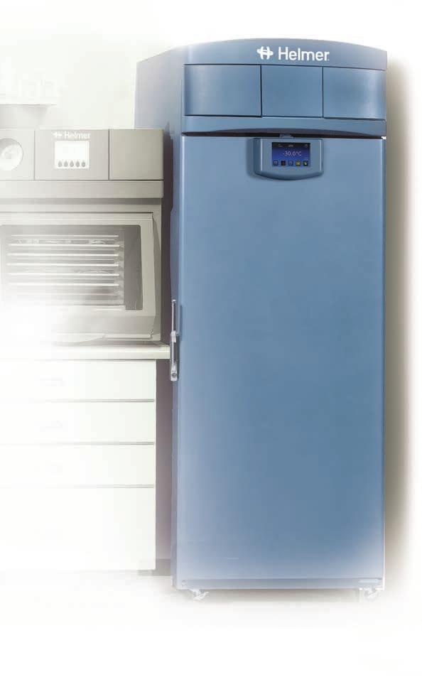 Medical-grade freezers designed specifically for healthcare and life science applications.