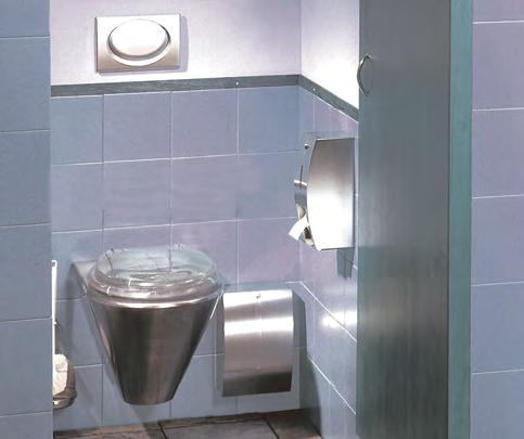 Other Franke Products Sanitaryware The use of Stainless Steel as the material of first choice for products in public and semi-public washrooms has become today s standard for good reasons.