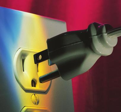 OTHER ELECTRONICS & APPLIANCES The typical U.S. home now has, on average, 28 electronic products, 99 percent of which must be plugged in or recharged. Turn off these products when they re not in use.