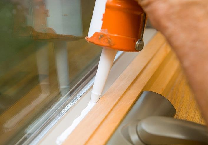 Air Sealing Tips: Easily performed by
