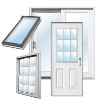 Windows Tips: Invest in an Energy Star window rated for Climate Zone B Insulate around windows before applying trim Seal windows to reduce
