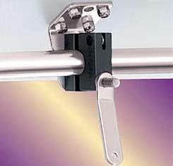 Rail mounting bracket Rail mounting bracket Mounting on rod holder bracket ouble fitted