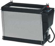 5 kg Evaporators oldmachine series 50 Weight Waeco offers 3 types of evaporator and 1 cold accumulator, perfectly adapted