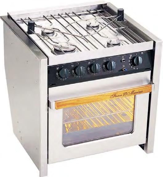 4-burner cooker 477481 559 x 534 x 565 549 x 508 x 553 2 x 1200 W - 2 X 2400 W 1500 W/1600 W 34 kg SE 5/8 Hob with space