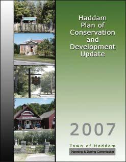 s Planning Division updated the Town of Haddam