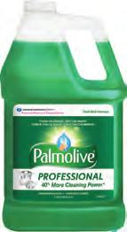 PALMOLIVE Dishwashing Liquids 04915/04917 Palmolive Professional Dishwashing Liquid 40% more cleaning power
