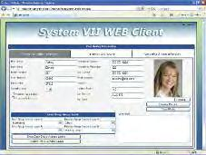 Web Enabled Client (K-WEB) Keyscan web client interface allows you to manage access control from any web-enabled computer or mobile device.