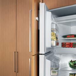 Specifications Integrate your fridge without the fuss Easy and simple The Kelvinator Integrated Refrigeration Kit offers a simple and precise solution for a seamless kitchen.