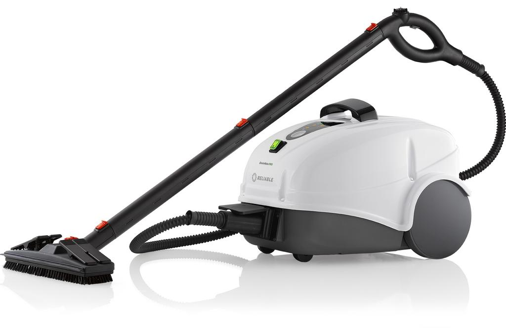 ENVIROMATE PRO EP1000 COMMERCIAL STEAM CLEANING SYSTEM WITH CSS PROFESSIONAL AND PERFORMANCE The new EnviroMate PRO (EP1000) takes on the most challenging cleaning and sanitizing jobs with ease.
