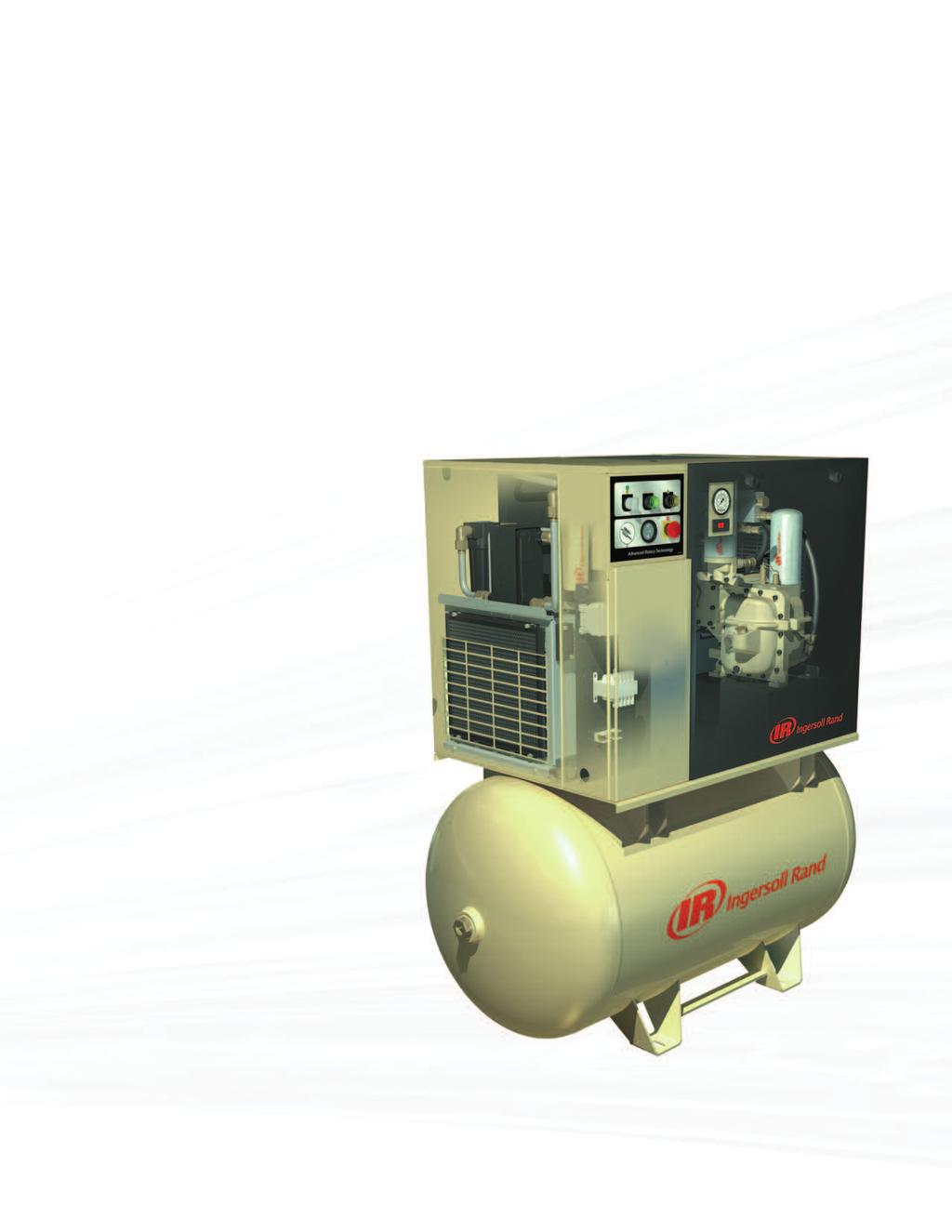 Exceptional Value Ultimate Reliability Maximum Uptime Ingersoll Rand is so confident in the performance of these compressors, that we offer a choice of extended warranty packages designed to provide