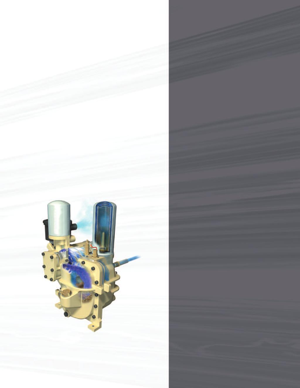 Innovation High-efficiency Integrated Compression Module To provide maximum