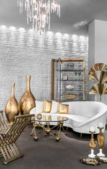 Assisting the consumer with decor concepts that inspire ideas to aesthetically embellish their spaces, Simone has an extensive range of curated merchandise with distinctive designs which use