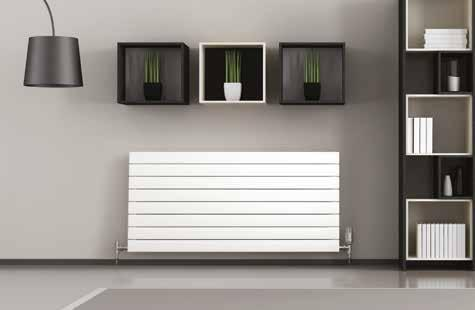 available to suit any space. Built to QRL s exceptional standards of quality, the Slieve offers designer style without compromising on allimportant radiator performance.
