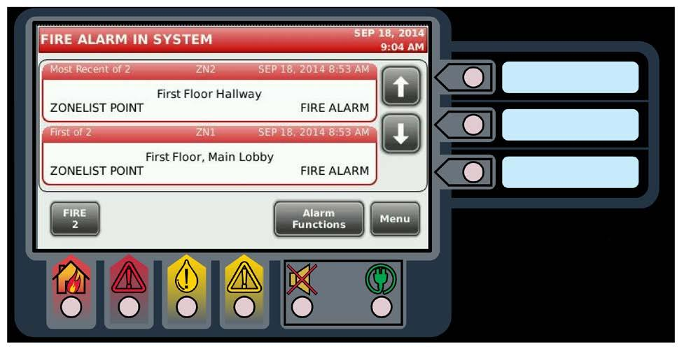 Introduction 4007ES Series Fire Detection and Control Panels provide extensive installation, operator, and service features with point and module capacities suitable for a wide range of system
