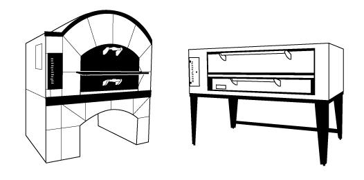 OVEN SERVICE MANUAL Marsal Deck Ovens: MB42, MB60, MB236, MB866,
